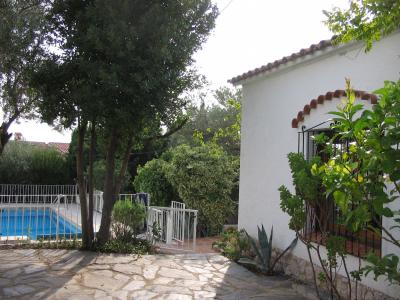 Piscina Alquiler Villa 92322 Rosas