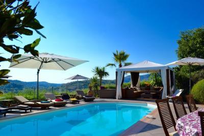 Piscina Alquiler Villa 94671 Cannes