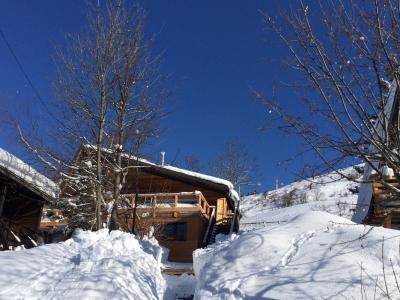 Vistas exteriores del alojamiento Alquiler Chalet 100569 Alpe d'Huez
