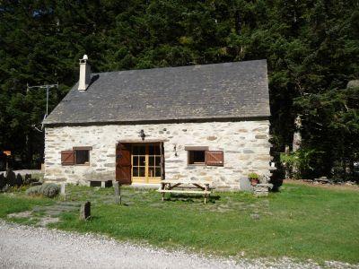Vistas exteriores del alojamiento Alquiler Casa rural 102098 Saint Lary Soulan