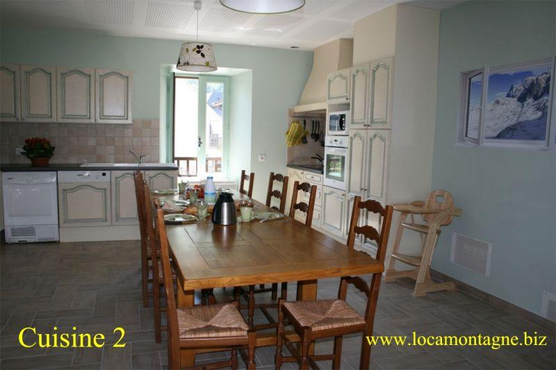 Cocina independiente Alquiler Chalet 102168 Saint Lary Soulan