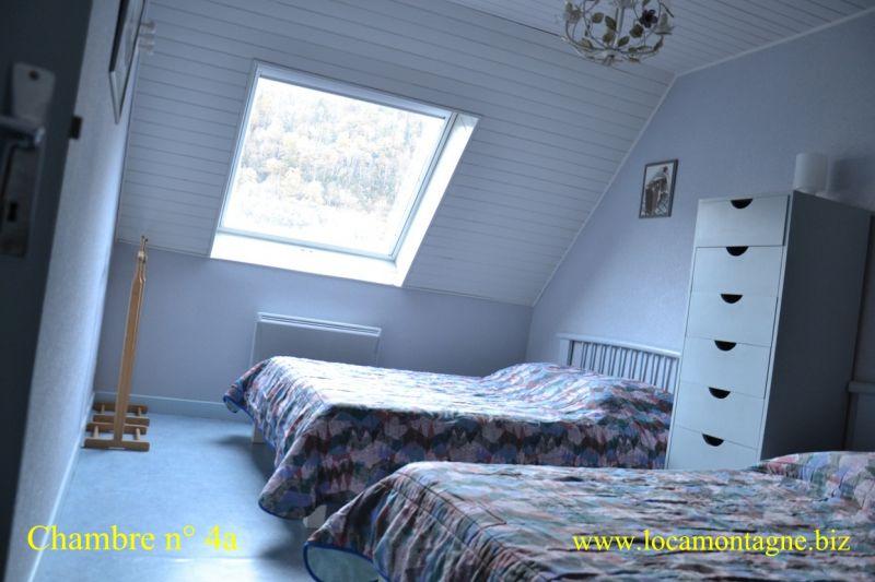 dormitorio 4 Alquiler Chalet 102168 Saint Lary Soulan