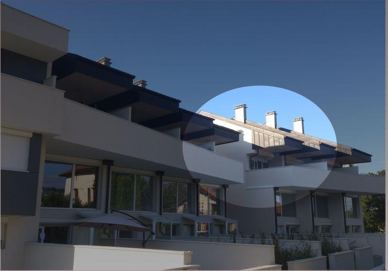 Vistas exteriores del alojamiento Alquiler Apartamento 110536 Thonon Les Bains