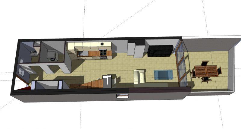 Plano del alojamiento Alquiler Apartamento 110536 Thonon Les Bains