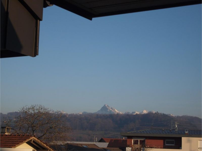 Vistas desde la terraza Alquiler Apartamento 110536 Thonon Les Bains
