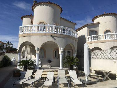 Alquiler Villa 112660 Ampuriabrava