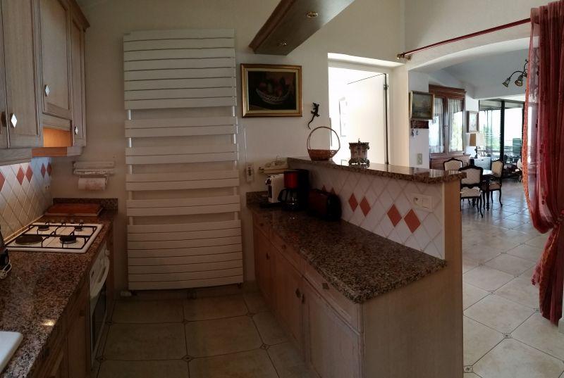 Cocina americana Alquiler Villa 114573 Porticcio