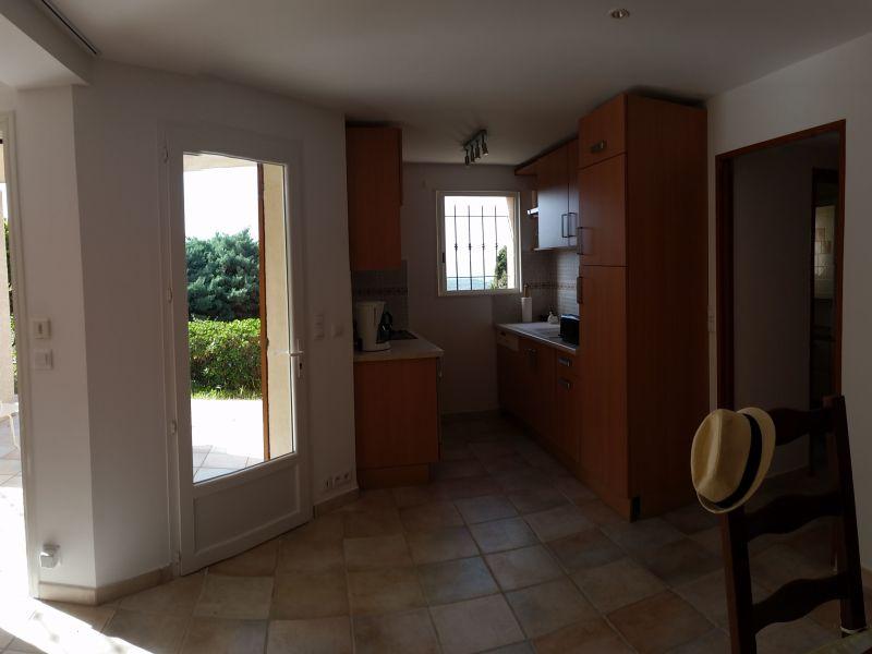 Kitchenette Alquiler Villa 114573 Porticcio