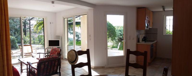 Sala de estar 2 Alquiler Villa 114573 Porticcio