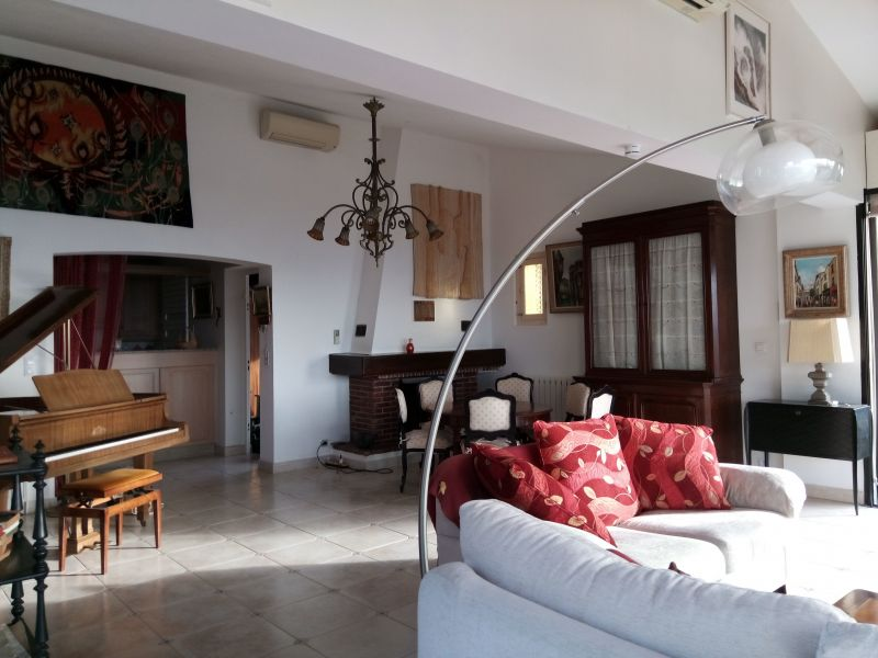 Sala de estar 1 Alquiler Villa 114573 Porticcio