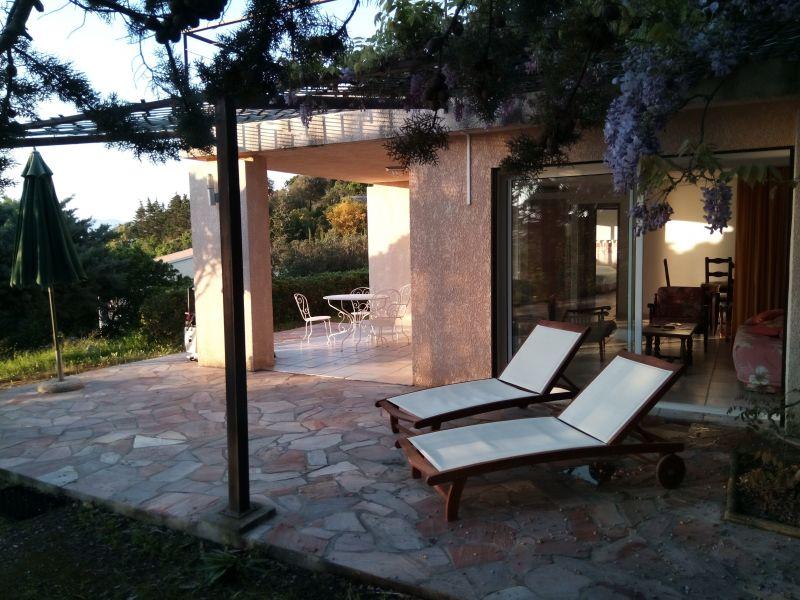 Terraza 2 Alquiler Villa 114573 Porticcio