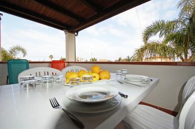 Terraza Alquiler Apartamento 65316 Cefal�