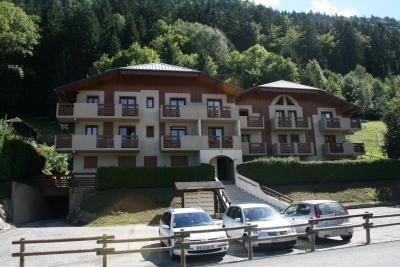 Vistas exteriores del alojamiento Alquiler Estudio 73125 Saint-Gervais-les-Bains