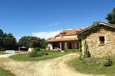 Vistas exteriores del alojamiento Alquiler Casa rural 76583 Sarlat