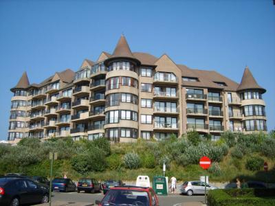 Vistas exteriores del alojamiento Alquiler Apartamento 78706 La Panne