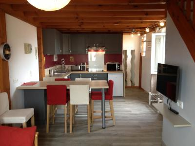 Sala de estar Alquiler Apartamento 79832 Biarritz