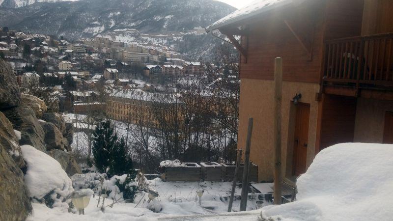 Vistas exteriores del alojamiento Alquiler Apartamento 81119 Briançon