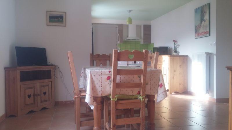 Sala de estar Alquiler Apartamento 81119 Briançon