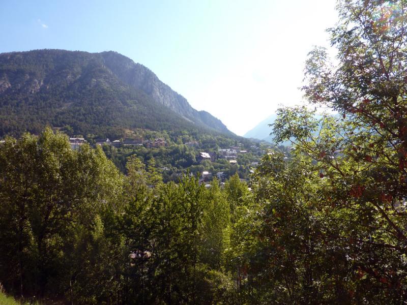 Vistas desde el alojamiento Alquiler Apartamento 81119 Briançon