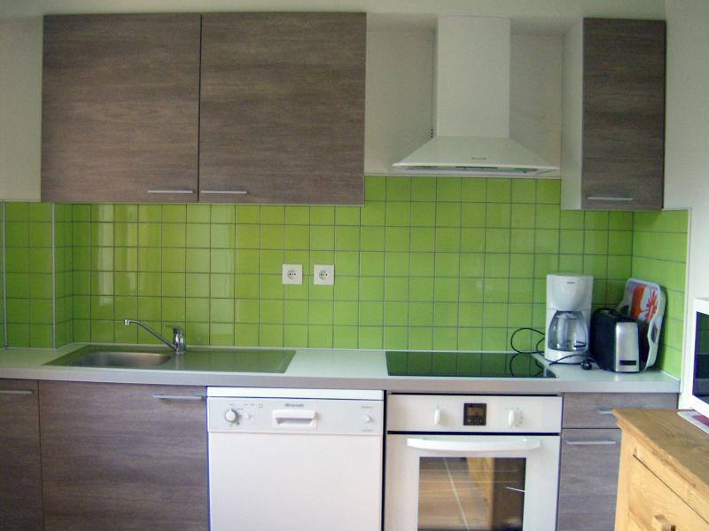 Kitchenette Alquiler Apartamento 81119 Briançon