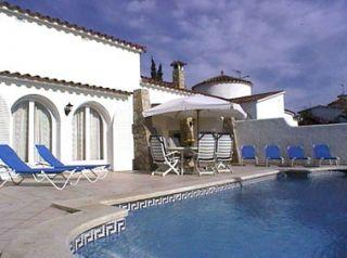 Piscina Alquiler Villa 94133 Ampuriabrava