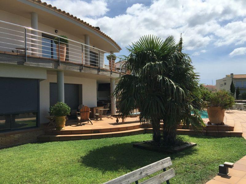 Jardín Alquiler Villa 96439 Rosas