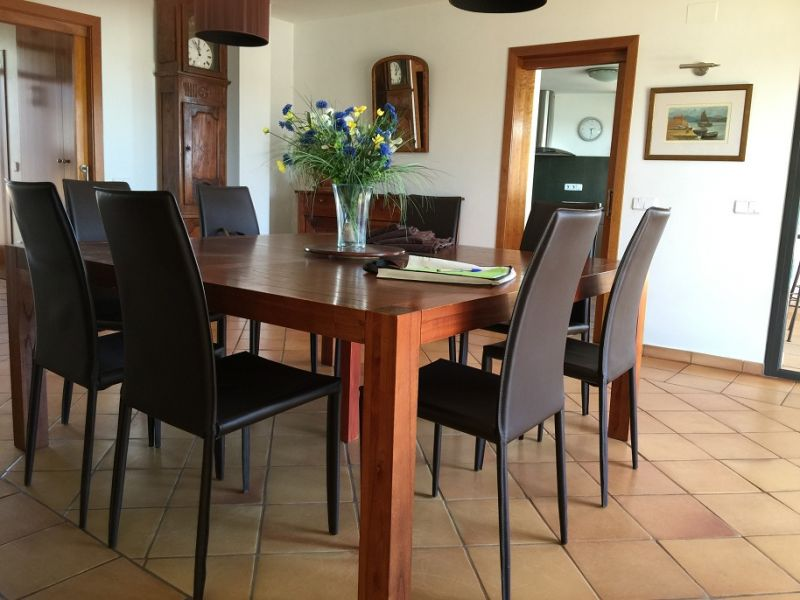 Comedor Alquiler Villa 96439 Rosas