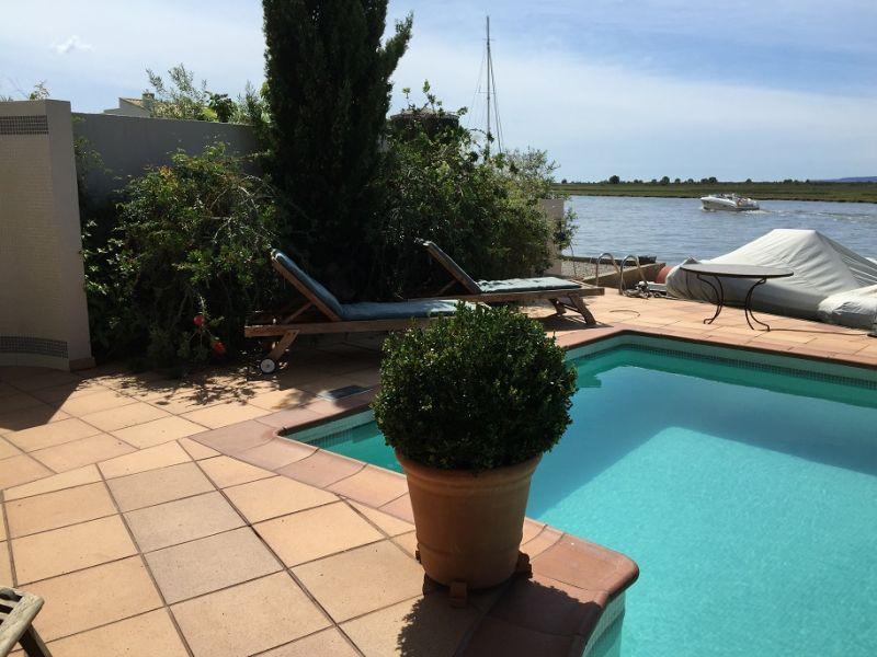 Terraza Alquiler Villa 96439 Rosas