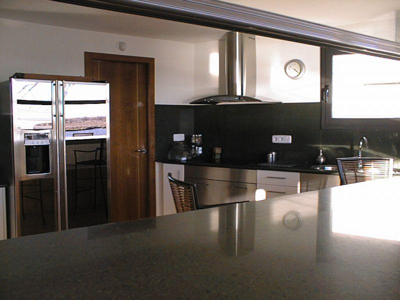 Cocina independiente Alquiler Villa 96439 Rosas