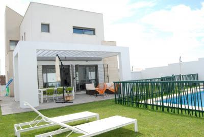 Piscina Alquiler Villa 97575 Conil de la Frontera