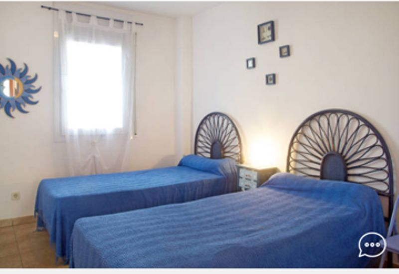 dormitorio 2 Alquiler Apartamento 8306 Rosas