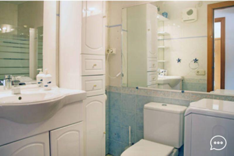 cuarto de baño Alquiler Apartamento 8306 Rosas