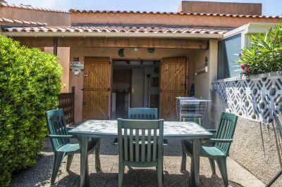 Entrada Alquiler Villa 9173 Narbonne plage