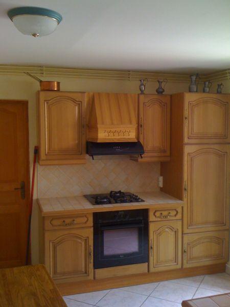 Cocina americana Alquiler Apartamento 106600 Thollon Les Mémises