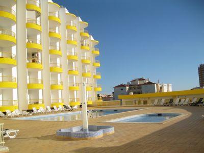Piscina Alquiler Apartamento 108583 Praia da Rocha