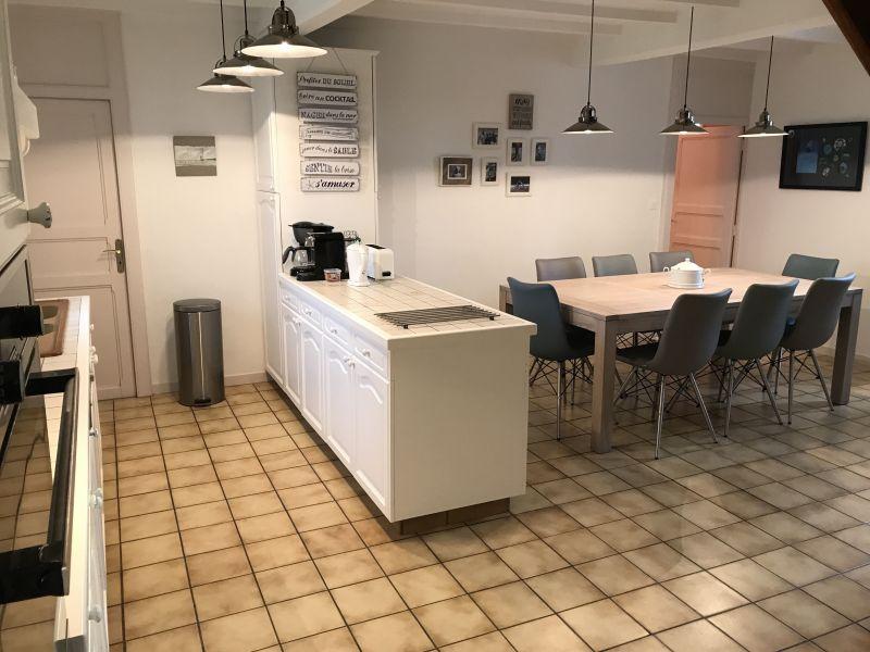 Cocina americana Alquiler Casa 109273 Portbail