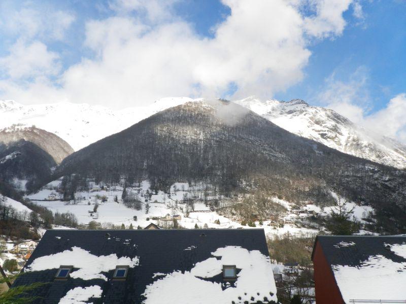 Vistas desde el alojamiento Alquiler Chalet 109663 Cauterets