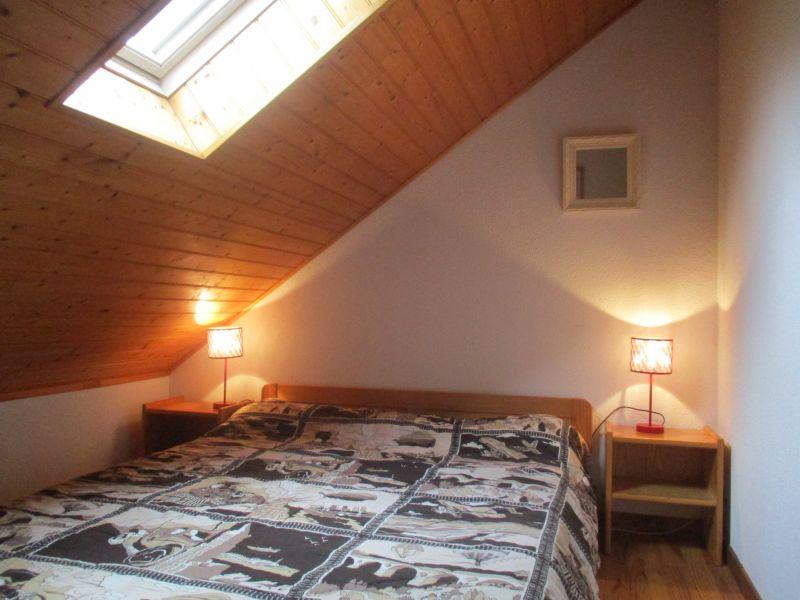 dormitorio 1 Alquiler Chalet 109663 Cauterets