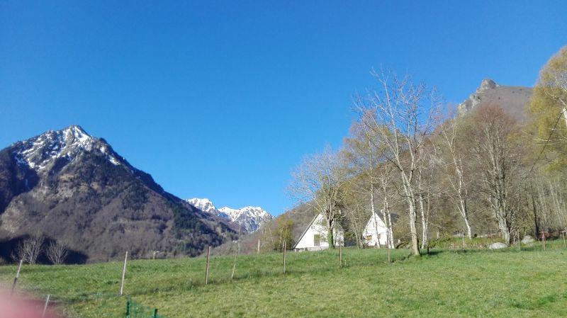 Vistas de las proximidades Alquiler Chalet 109663 Cauterets