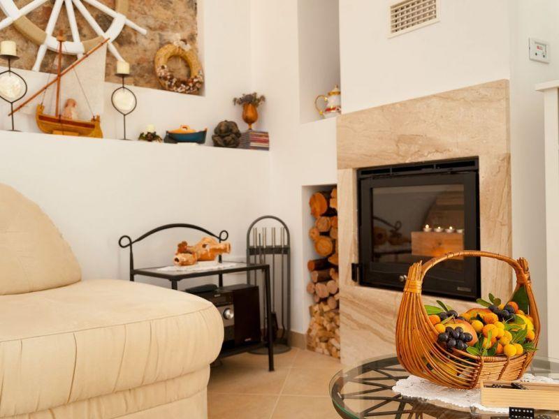 Sala de estar Alquiler Casa 114417 Solta