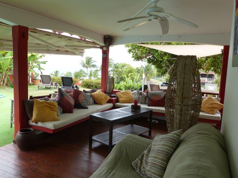 Terraza Alquiler Villa 116237 Saint Francois