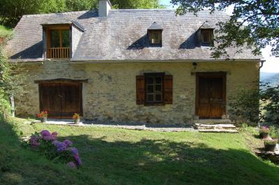 Vistas exteriores del alojamiento Alquiler Casa rural 76174 Bagn�res de Bigorre