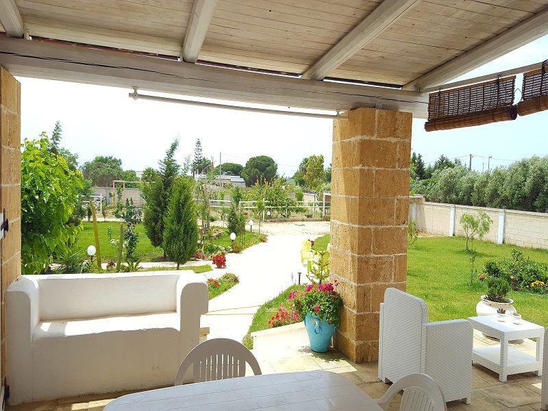 Veranda (Porche) Alquiler Villa 86213 Ugento - Torre San Giovanni