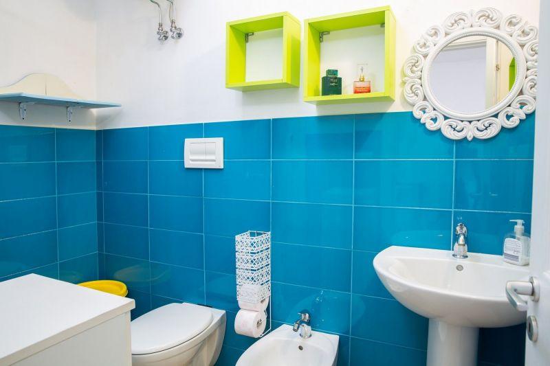 cuarto de baño 2 Alquiler Villa 86213 Ugento - Torre San Giovanni