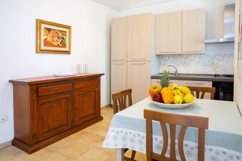 Kitchenette 1 Alquiler Villa 86213 Ugento - Torre San Giovanni