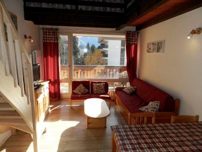 Sala de estar Alquiler Apartamento 86897 Les 2 Alpes