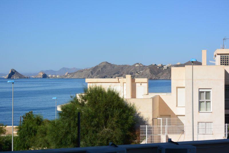 Vistas desde la terraza Alquiler Apartamento 96000 Águilas