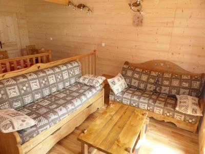 Sala de estar Alquiler Chalet 100256 Samoëns