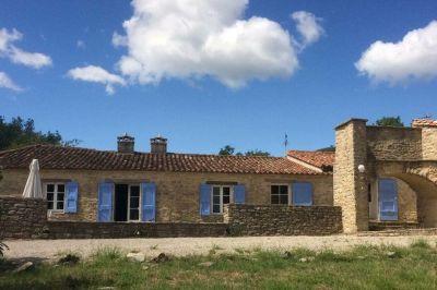 Terraza Alquiler Casa 102702 Montpellier