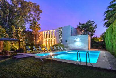 Alquiler Villa 107876 Marbella